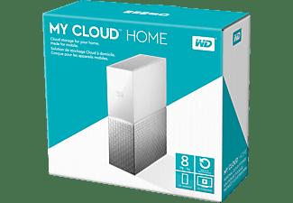 WESTERN DIGITAL WD My Cloud Home Externe Festplatte 8 TB, 3,5 Zoll