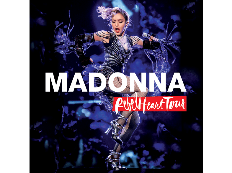 Madonna - Rebel Heart Tour [CD]