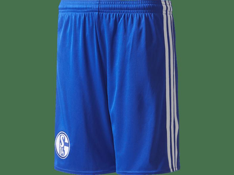 ADIDAS FC Schalke 04 Short, Blau