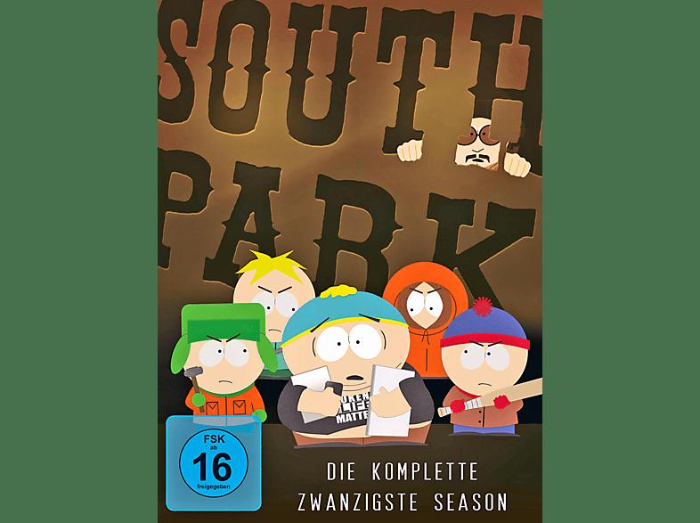South Park - Staffel 20 [DVD]