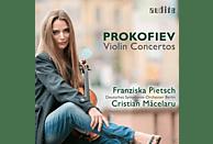 Franziska Pietsch, Cristian Măcelaru, Deutsches Symphonie-orchester Berlin - Violin Concertos [CD]