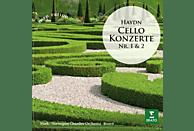 The Norwegian Chamber Orchestra, Mork Truls - Cellokonzerte [CD]