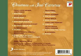 José Carreras, Members Of The Vienna State Opera - Christmas with José Carreras  - (CD)