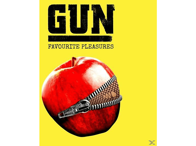 Gun - Favourite Pleasures [CD]