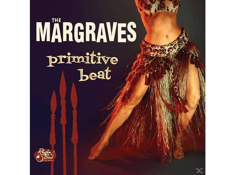 The Margraves - Primitive Beat [CD]