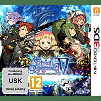 Etrian Odyssey V: Beyond the Myth [Nintendo 3DS]