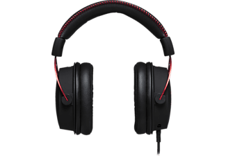 HYPERX Cloud Alpha, Over-ear Gaming Headset Schwarz/Rot