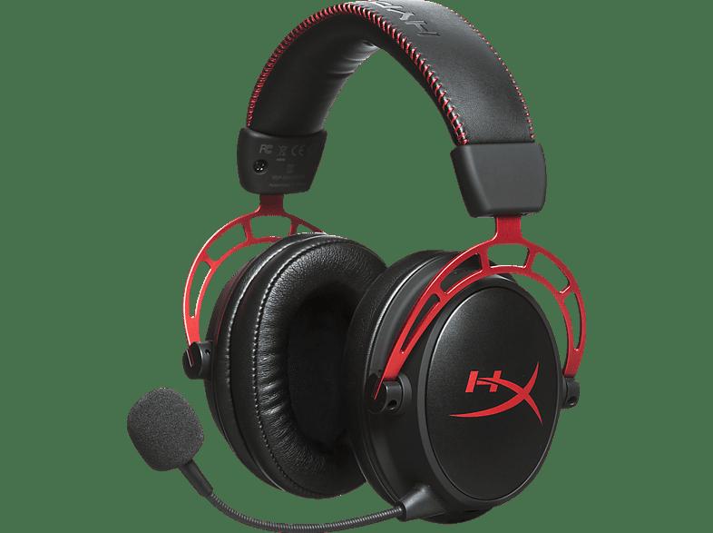 HYPERX Cloud Alpha Gaming Headset Schwarz/Rot