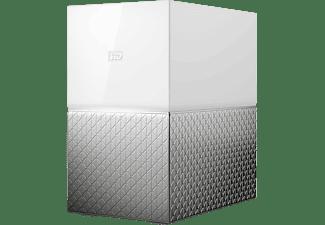 WD My Cloud™ Home Duo NAS 3,5 Zoll Anzahl Festplattenschächte: 2 Weiß}