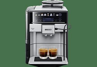 SIEMENS TE657503 DE EQ.6 plus S700 Kaffeevollautomat Edelstahl/Schwarz