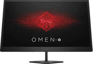 HP OMEN 25 24,5 Zoll Full-HD Gaming Monitor (1 ms Reaktionszeit, 60 Hz)