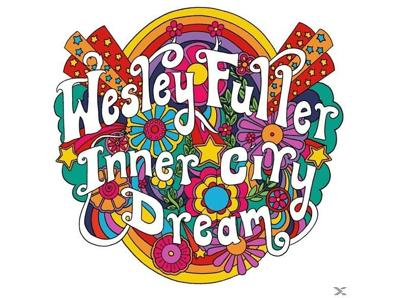 Wesley Fuller - Inner City Dream [CD]
