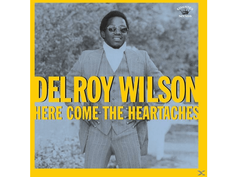 Delroy Wilson - Here Come The Heartaches [CD]