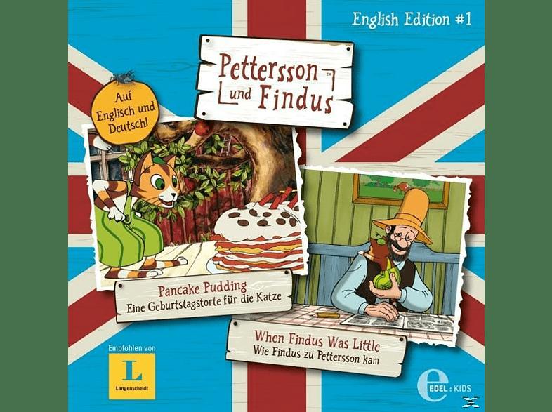 Pettersson Und Findus - (1)HSP z.TV-Serie-English-Edition - (CD)