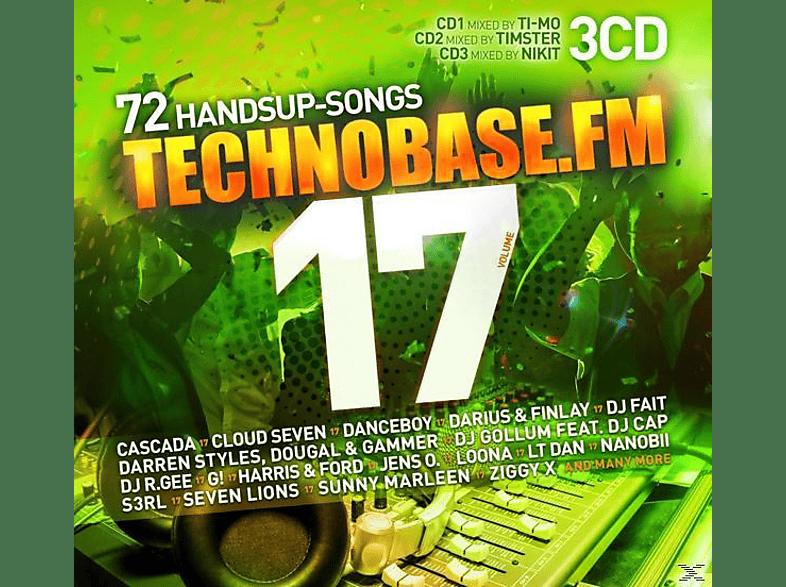 VARIOUS - TechnoBase.FM Vol.17 [CD]