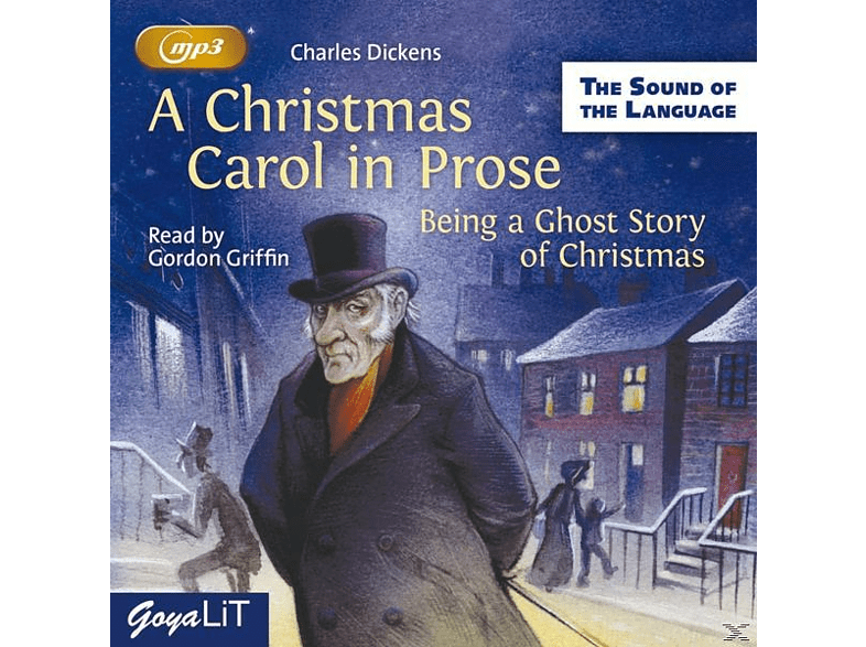 Gordon Griffin - A Christmas Carol In Prose [MP3-CD]