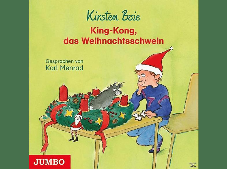 Karl Menrad - King-Kong,Das Weihnachtsschwein - (CD)