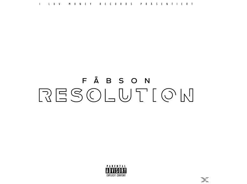 Fäbson - Resolution [CD]