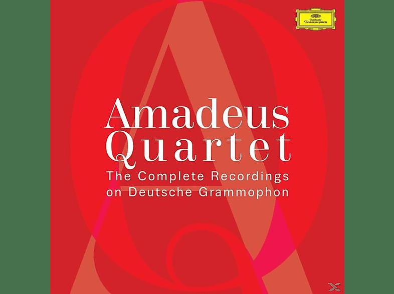 The Amadeus Quartet - The Complete Recordings (Ltd.Edt.) [CD]