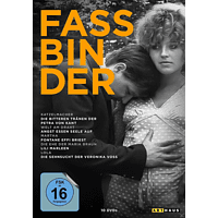 Best of Rainer Werner Fassbinder [DVD]