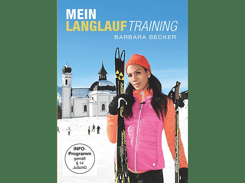 MEIN LANGLAUF TRAINING - LANGLAUFEN - DAS GLEITEN [DVD]
