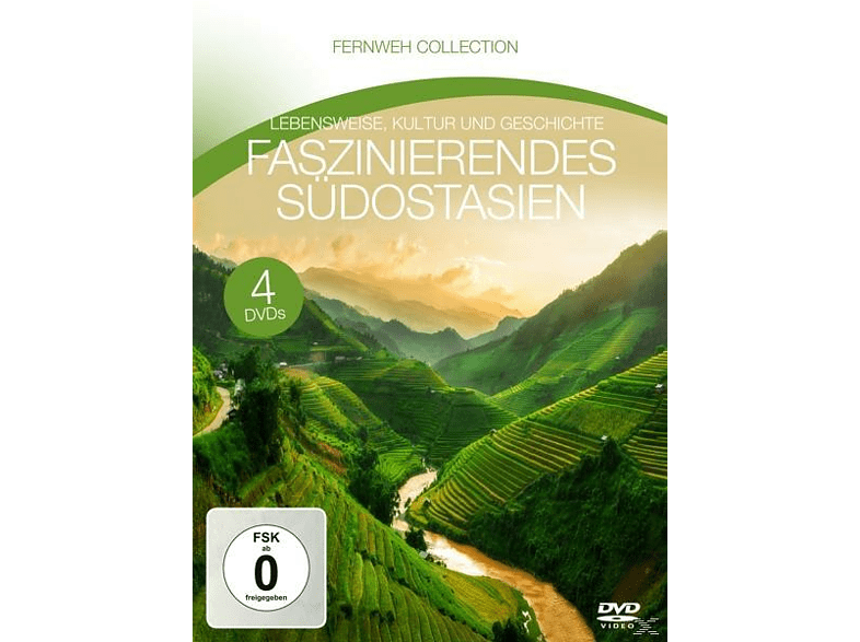 FERNWEH COLLECTION - FASZINIER [DVD]