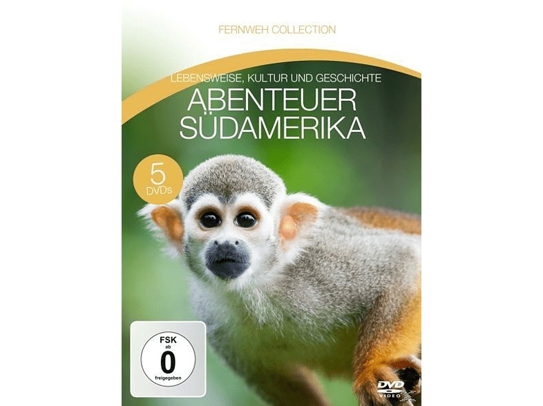FERNWEH COLLECTION - ABENTEUER [DVD]