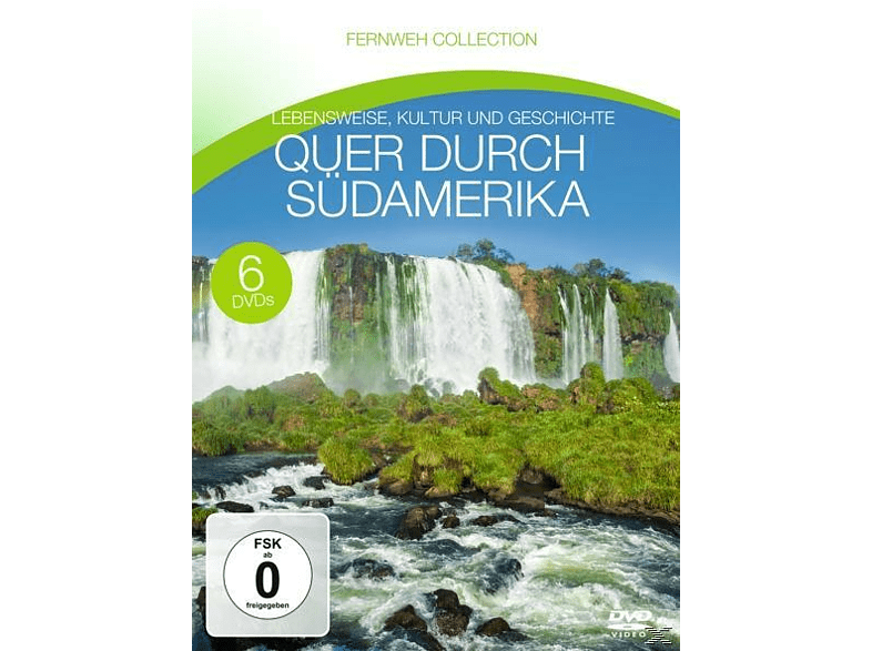 FERNWEH COLLECTION - QUER DURC [DVD]