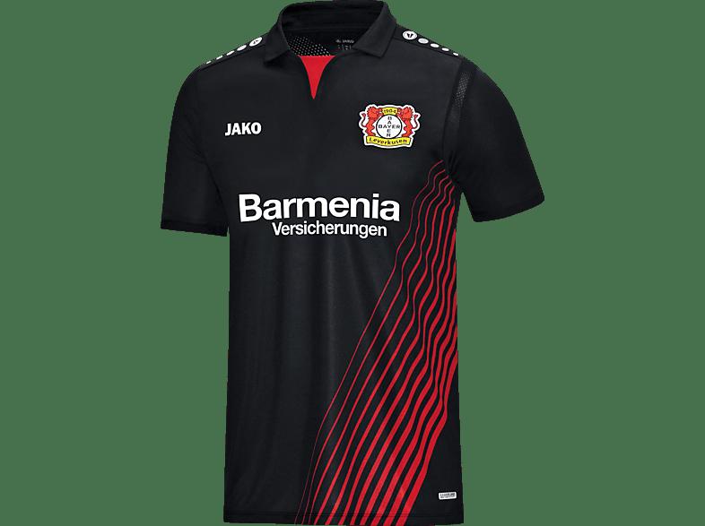 JAKO Bayer 04 Leverkusen Trikot, Schwarz