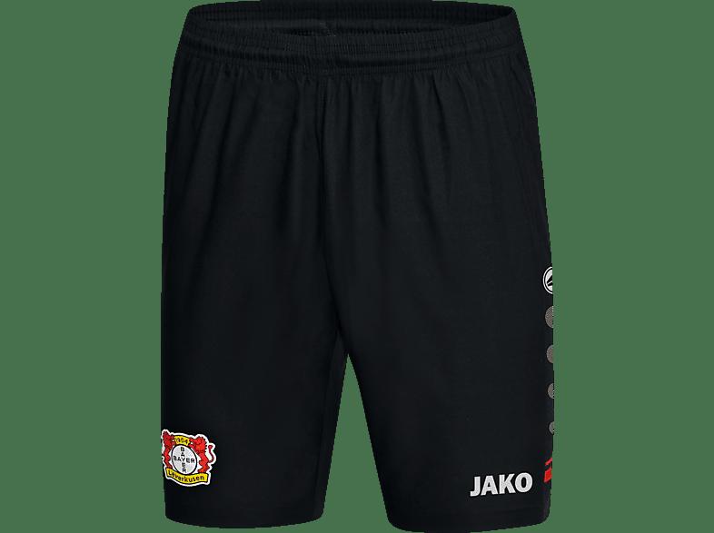 JAKO Bayer 04 Leverkusen Short, Schwarz