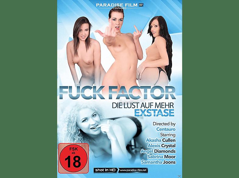 Fuck Factor-Die Lust Auf Mehr Exstase [DVD]