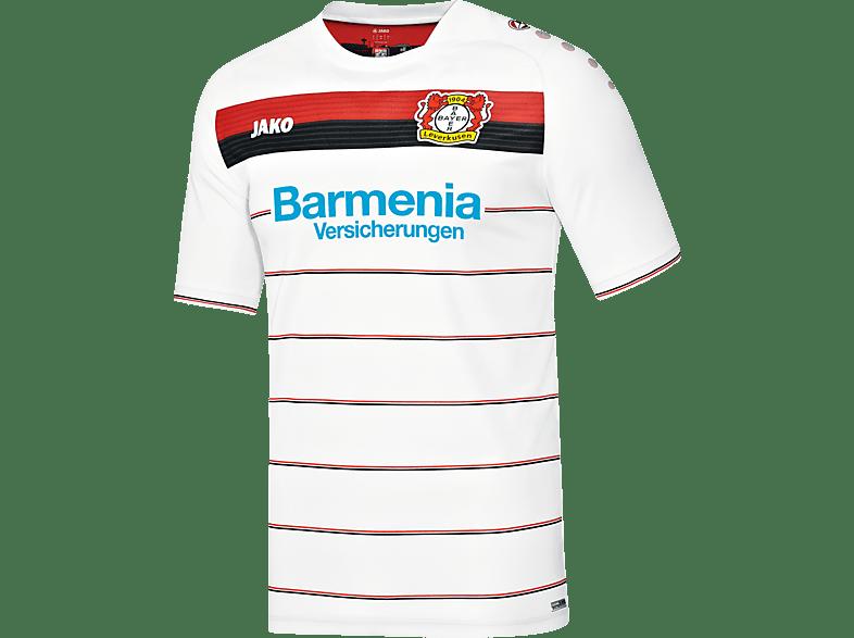 JAKO Bayer 04 Leverkusen Trikot, Weiß