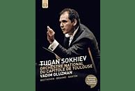 BEETHOVEN/BRAHMS/BARTOK - Beethoven-Bartok-Brahms [DVD]