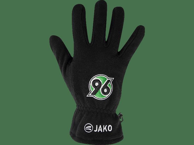 JAKO Hannover 96 Funktionshandschuhe, Schwarz
