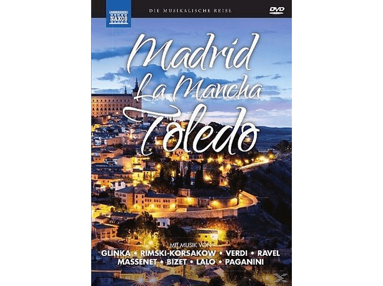 VARIOUS - Musikalische Reise [DVD]