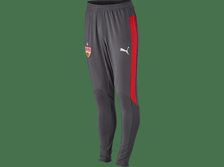 PUMA VfB Stuttgart Trainingshose, Schwarz