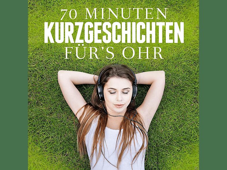 VARIOUS - 70 Kurzgeschichten für's Ohr - (CD)