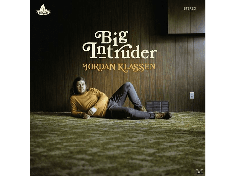Jordan Klassen - Big Intruder (LP/Gatefold+MP3) [LP + Download]