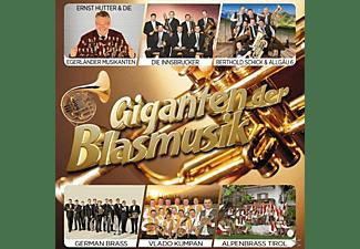 VARIOUS - Giganten der Blasmusik  - (CD)