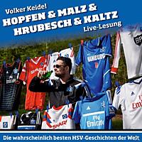 Volker Keidel - Hopfen & Malz & Hrubesch & Kaltz [CD]