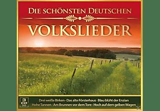 VARIOUS - Die schönsten deutschen Volksl  - (CD)