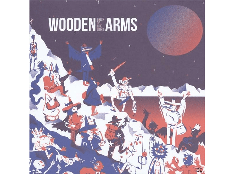 Wooden Arms - Trick Of The Light [CD]