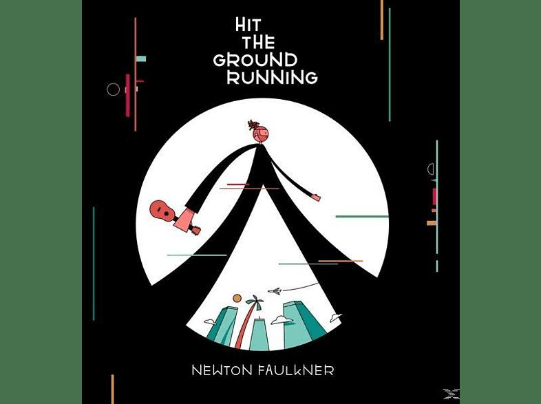 Newton Faulkner - Hit The Ground Running [CD]
