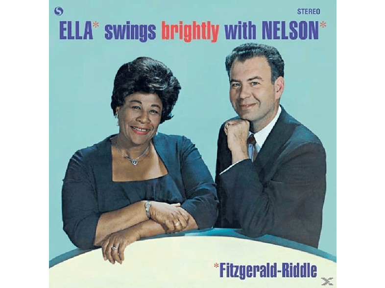 Ella Fitzgerald - Swings Brightly With Nelson [Vinyl]