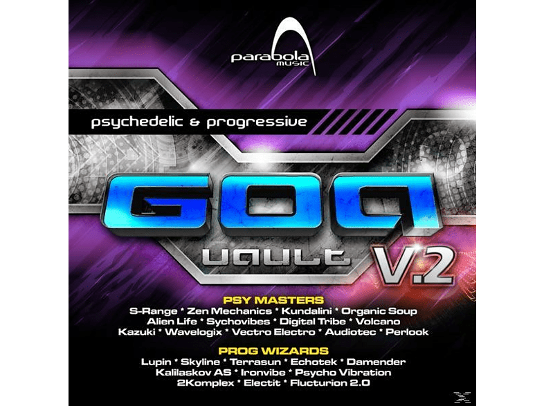 VARIOUS - Goa Vault 2 [CD]