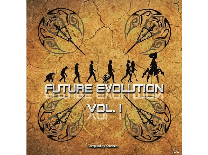 VARIOUS - Future Evolution 1 [CD]