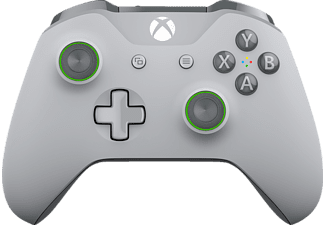 MICROSOFT Xbox One Wireless Controller Grau/Grün