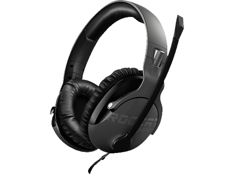 ROCCAT KHAN PRO Gaming Headset Grau