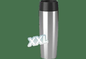 EMSA 515614 Travel Mug Grande Thermobecher Silber