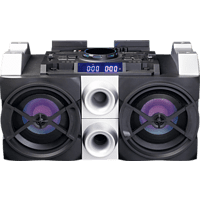 LENCO PMX-150 Kompaktanlage (Schwarz)